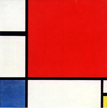 Composição em v, az e am, 1930