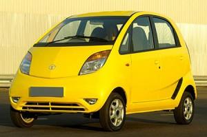 O Nano, da Tata Motors