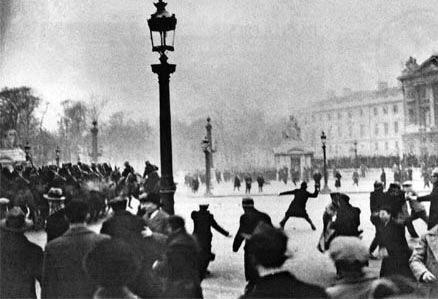 Distúrbios fascistas de 6 de Fevereiro de 1934 em Paris