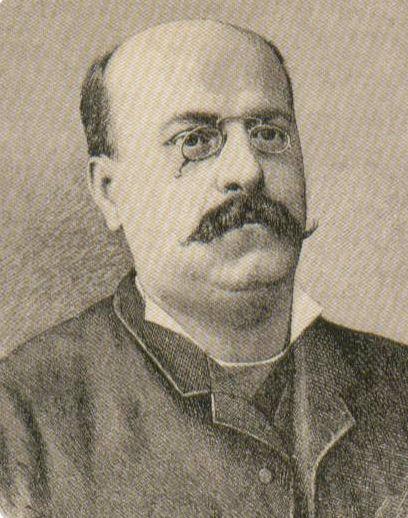 Léo Taxil, no fim da vida