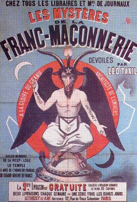 «Os Mistérios da Franco-Maçonaria»