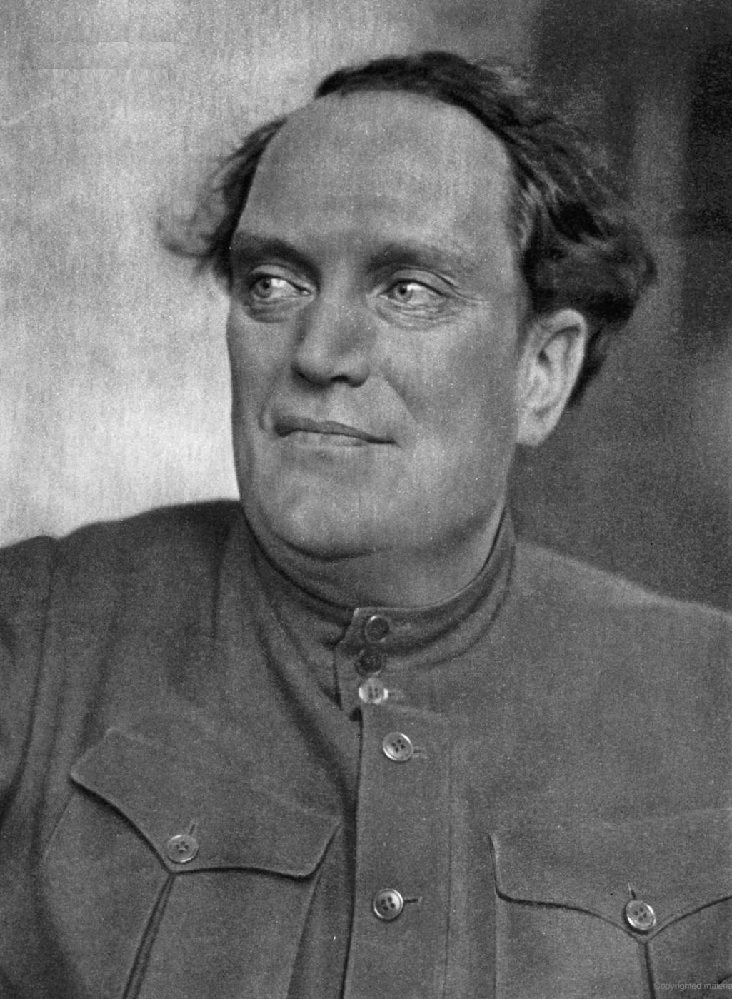 Valerián Vladímirovich Kújbyshev (1888-1935)