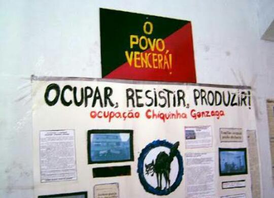 Incêndios e criminalização: ofensiva contra a luta por habitação