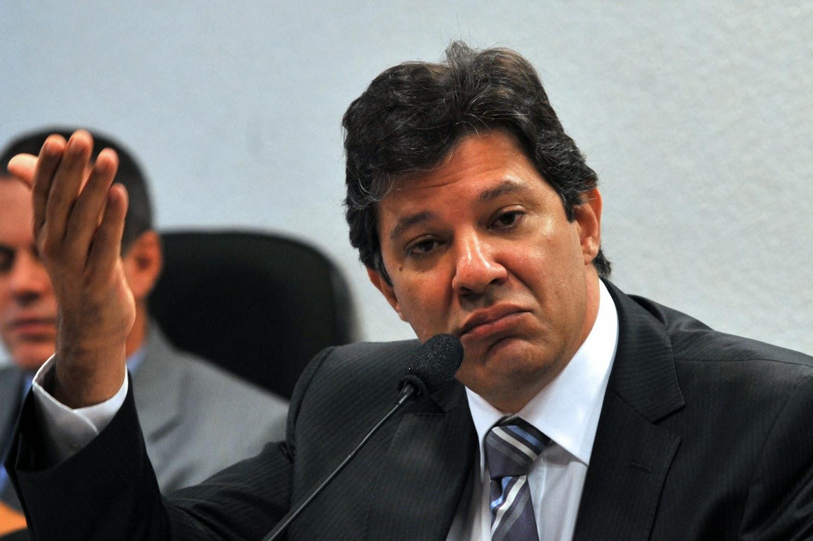 Teses do intelectual/ministro/prefeito Fernando Haddad, ou a vida ...