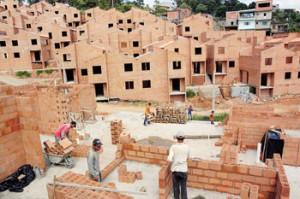 Construção da nova Jandira