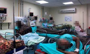 Hospital Federal do Andaraí: relato de um enfermeiro: