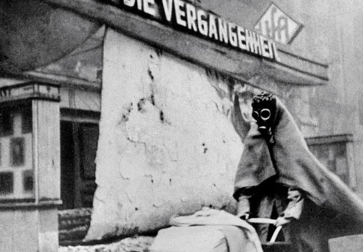 Dr. Wolf Strache Berlin, Kurfürstendamm, 1943